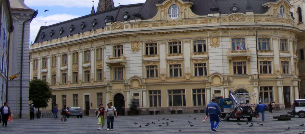 Centrul pilot de asistenţă medicală comunitară la Sibiu şi-a început activitatea