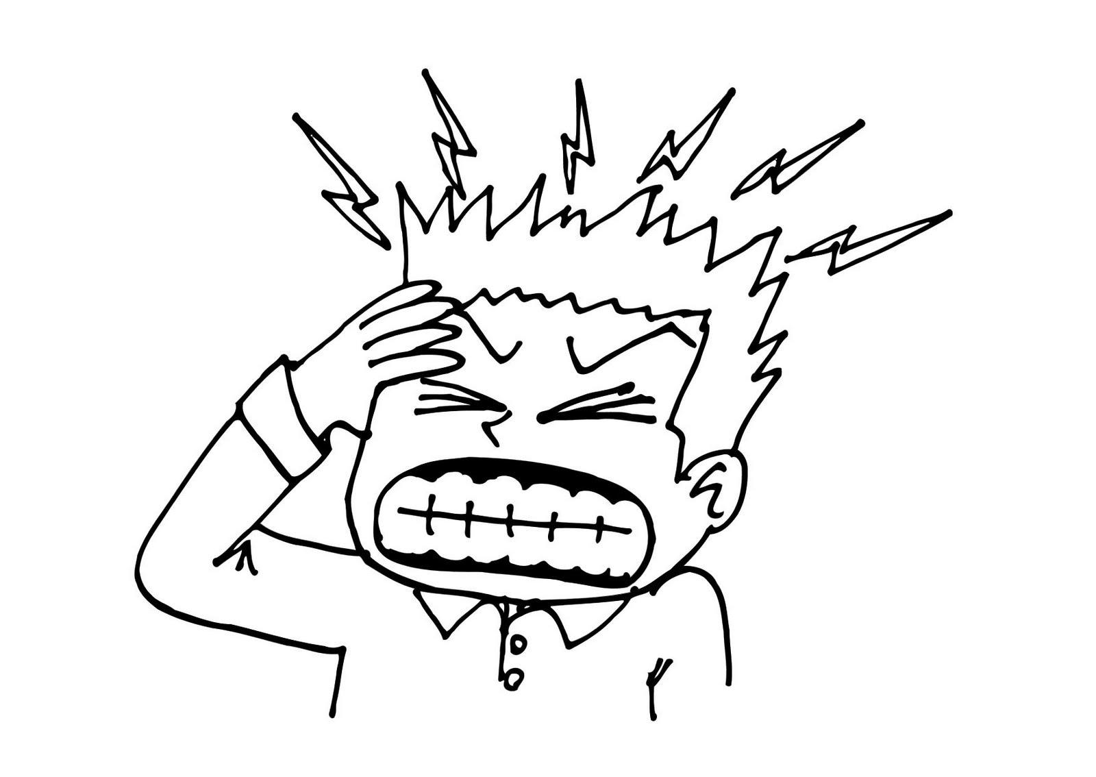 de ce doare capul