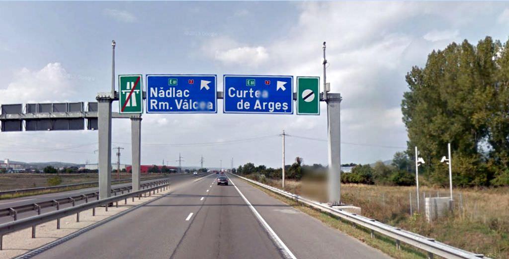 Doar două tronsoane din autostrada Sibiu – Pitești vor fi gata până în 2020