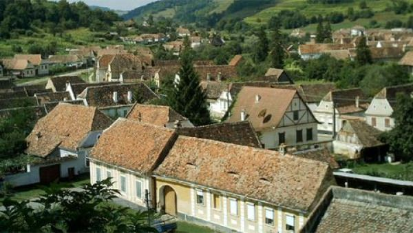 Statiunea Bazna destinatie Transilvania