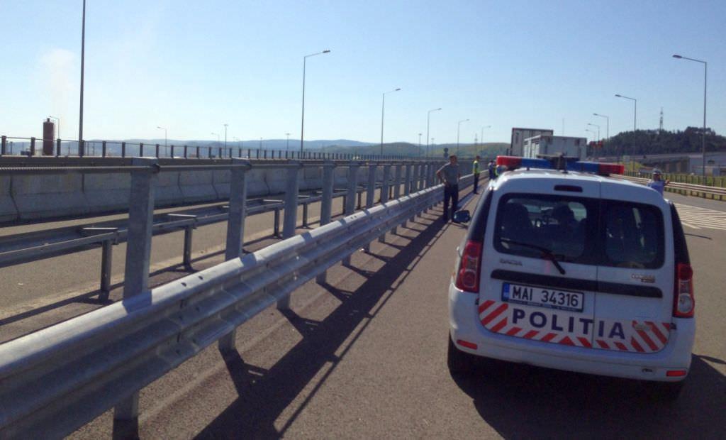 Sibian prins cu 206km/h pe A1 între Sibiu și Deva. A primit și o amendă usturătoare