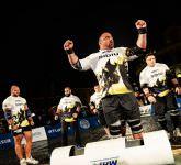 Strongman Champions League Sibiu concurenti