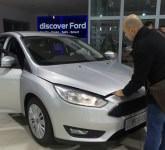 noul ford focus la genius cars sibiu 2