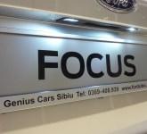 noul ford focus la genius cars sibiu 9