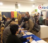 sibienii la vot la alegerile prezidentiale 10