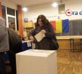 sibienii la vot la alegerile prezidentiale 11