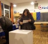 sibienii la vot la alegerile prezidentiale 12