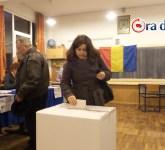 sibienii la vot la alegerile prezidentiale 13