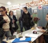 sibienii la vot la alegerile prezidentiale 14