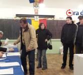 sibienii la vot la alegerile prezidentiale 17