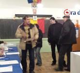 sibienii la vot la alegerile prezidentiale 18