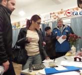 sibienii la vot la alegerile prezidentiale 19