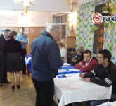 sibienii la vot la alegerile prezidentiale 2