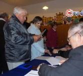 sibienii la vot la alegerile prezidentiale 22