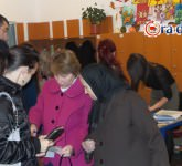 sibienii la vot la alegerile prezidentiale 24