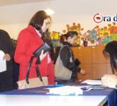 sibienii la vot la alegerile prezidentiale 25