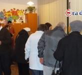 sibienii la vot la alegerile prezidentiale 26