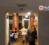sibienii la vot la alegerile prezidentiale 30