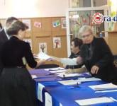 sibienii la vot la alegerile prezidentiale 5
