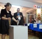 sibienii la vot la alegerile prezidentiale 6