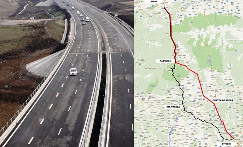Decizie radicală la Bruxelles în privința autostrăzii Sibiu – Pitești