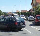 accident strada iorga sibiu 18
