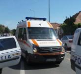 ambulanta masina politie
