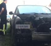 masina incendiata sibiu 10