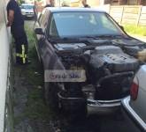 masina incendiata sibiu 11