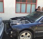 masina incendiata sibiu 3