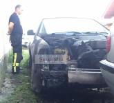 masina incendiata sibiu 7