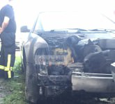 masina incendiata sibiu 9