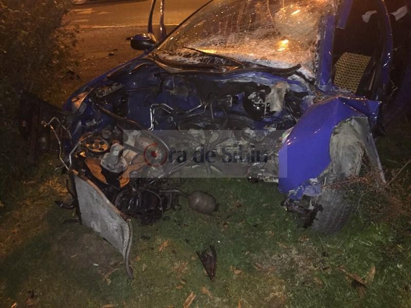accident giratoriu coposu sibiu 24
