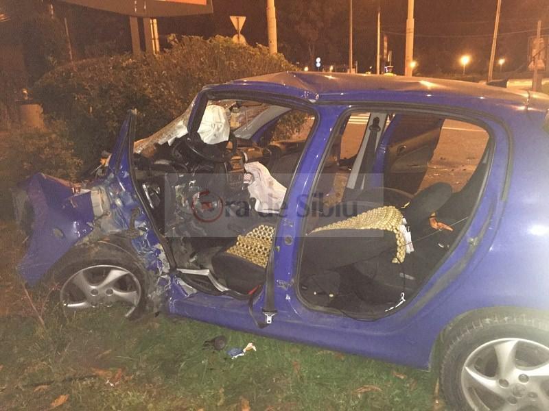 accident giratoriu coposu sibiu 27