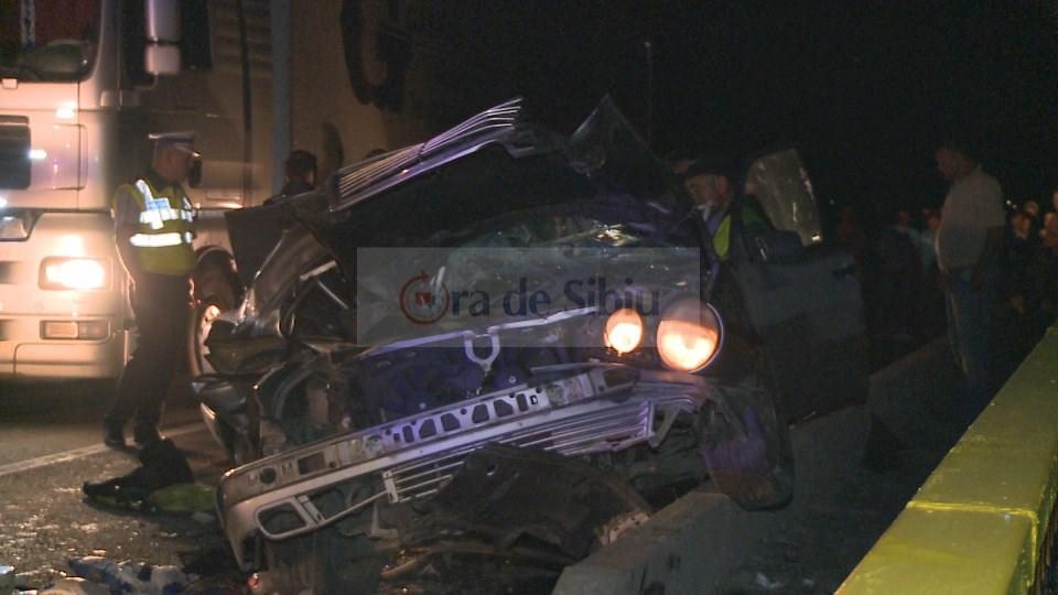 accident grav dn1 sibiu 16
