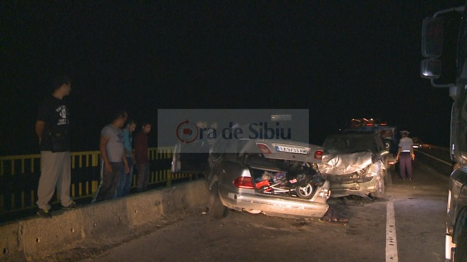accident grav dn1 sibiu 8