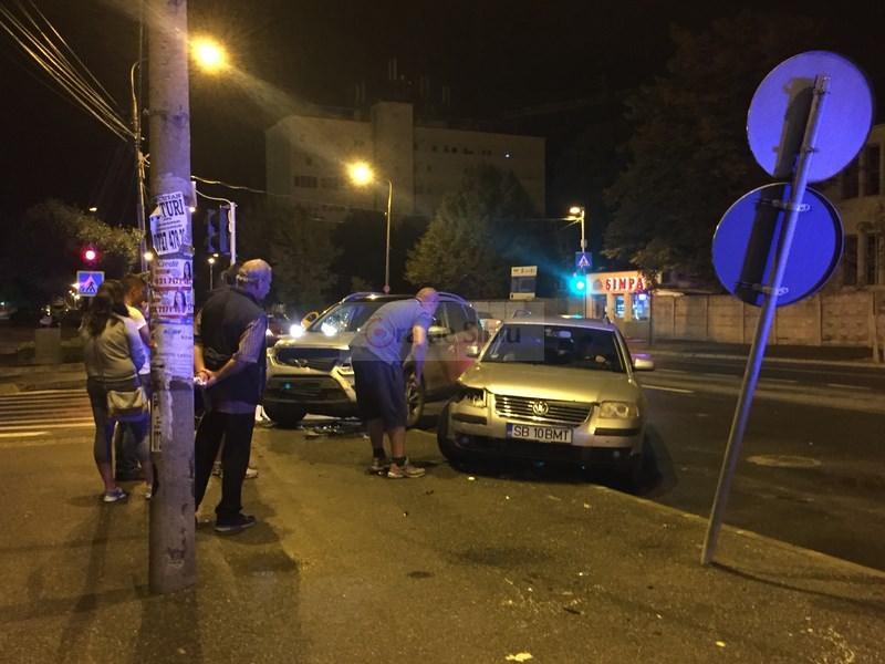 accident strada lungă sibiu 1