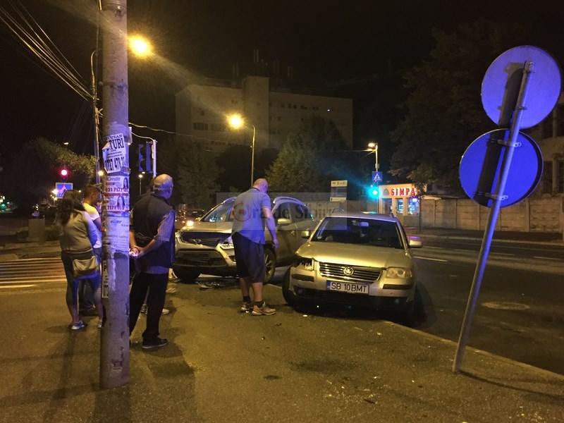 accident strada lungă sibiu 2