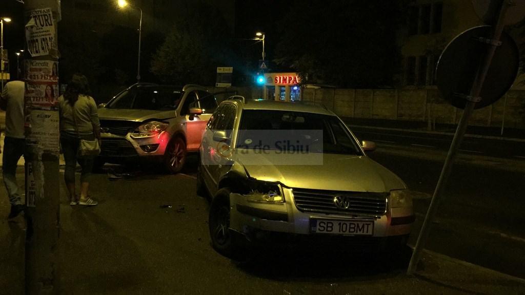 accident strada lungă sibiu 71