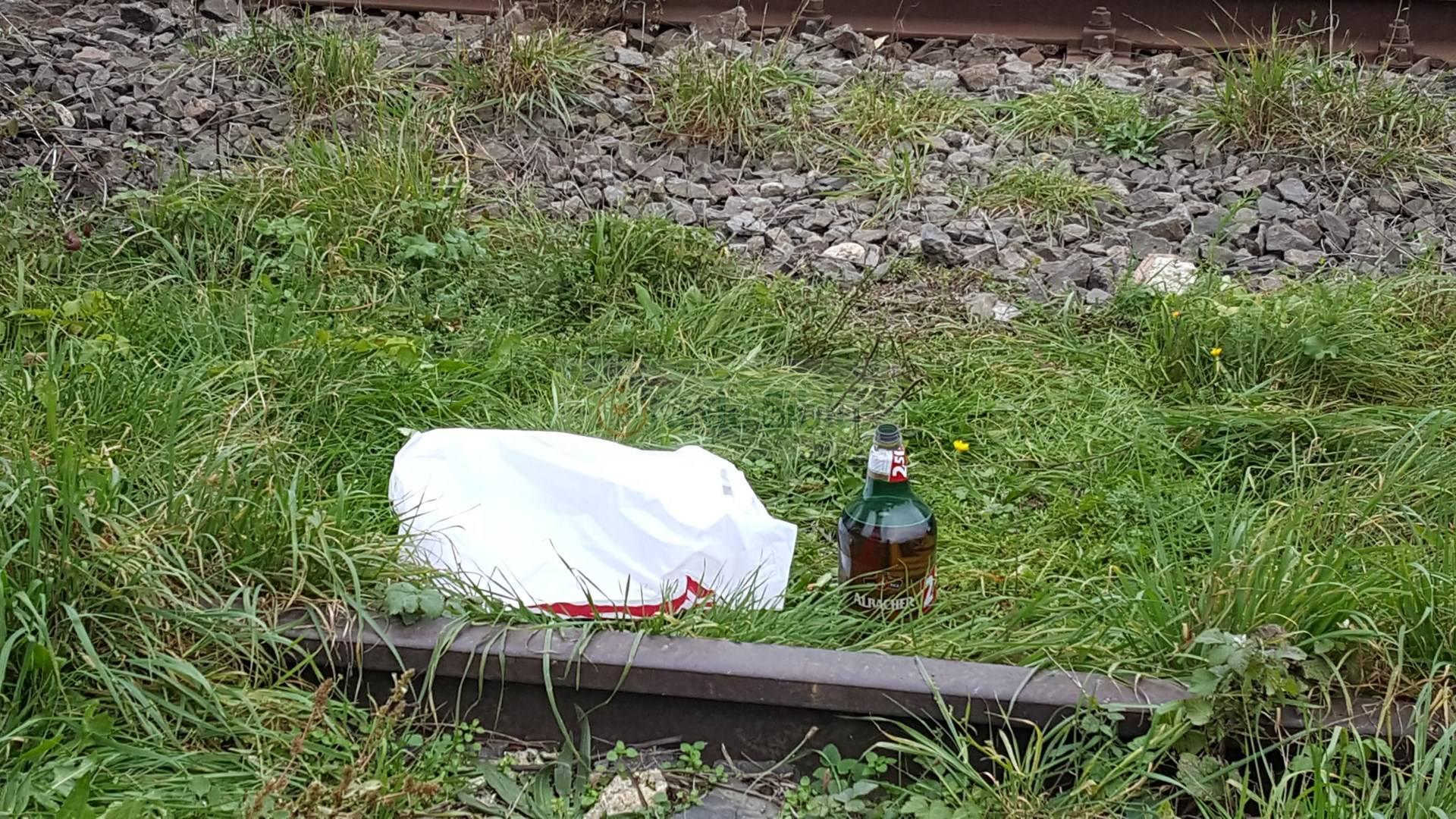 Barbat omorat de tren la Sibiu 111