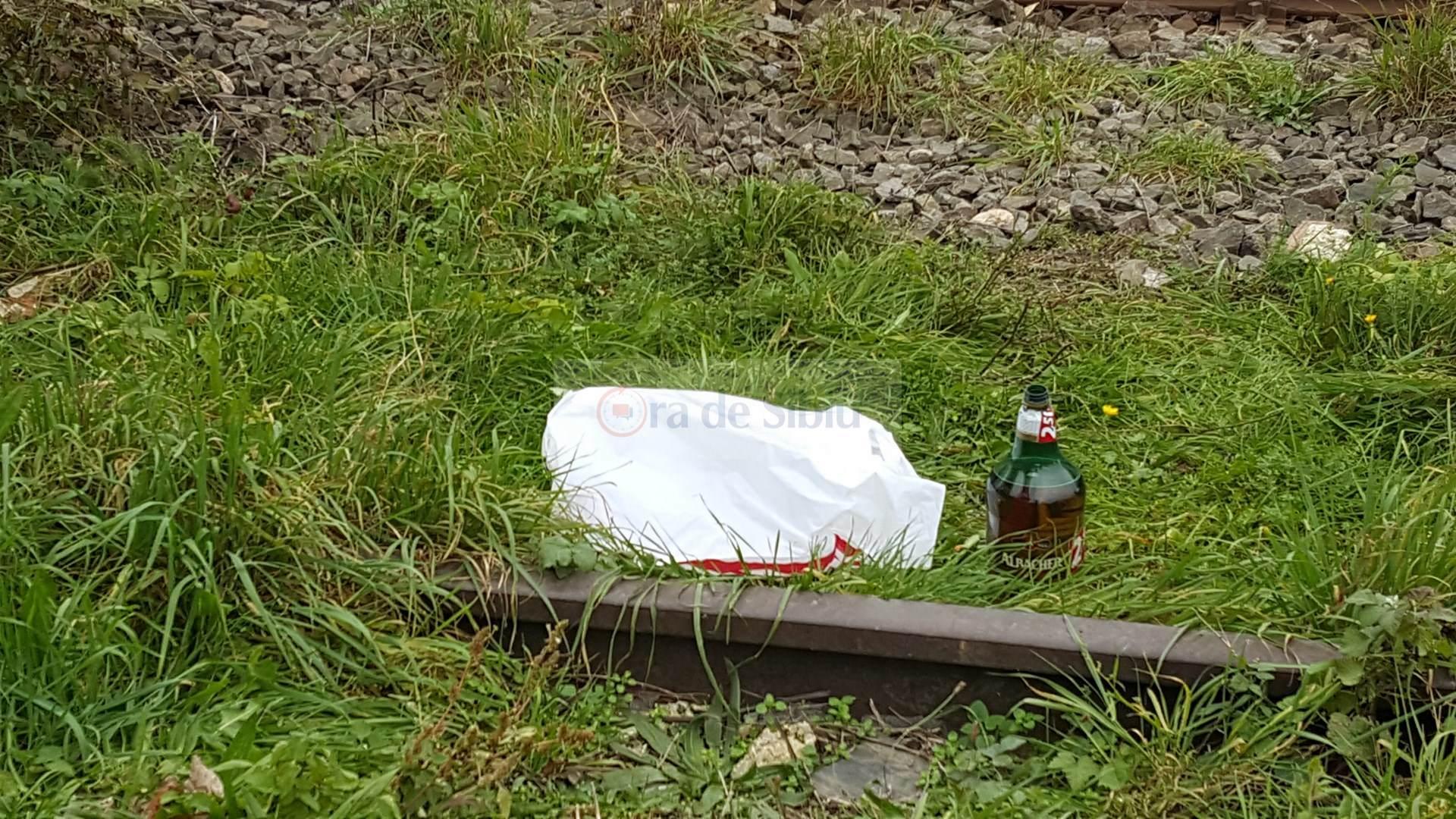 Barbat omorat de tren la Sibiu 122