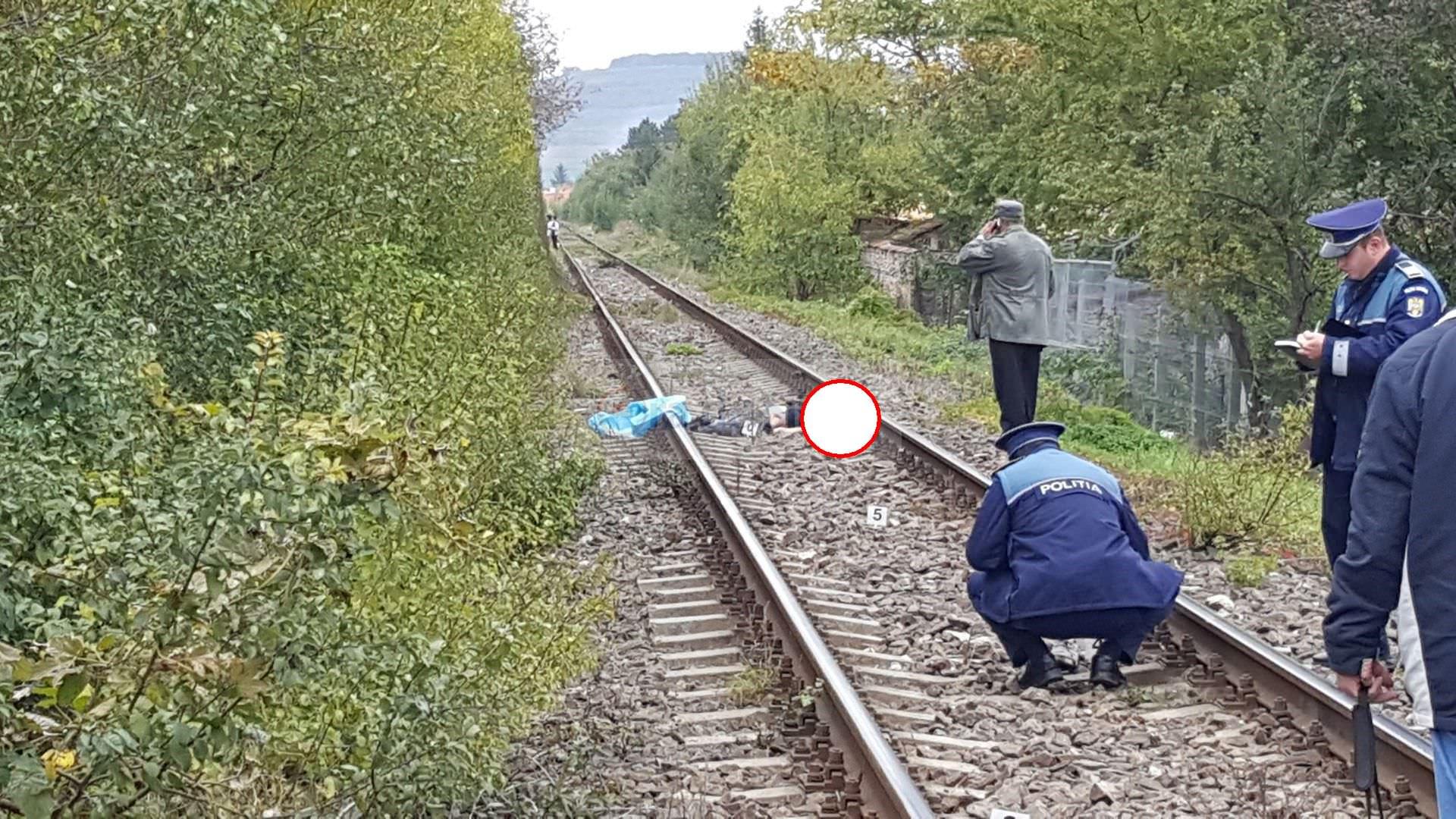 Barbat omorat de tren la Sibiu 142