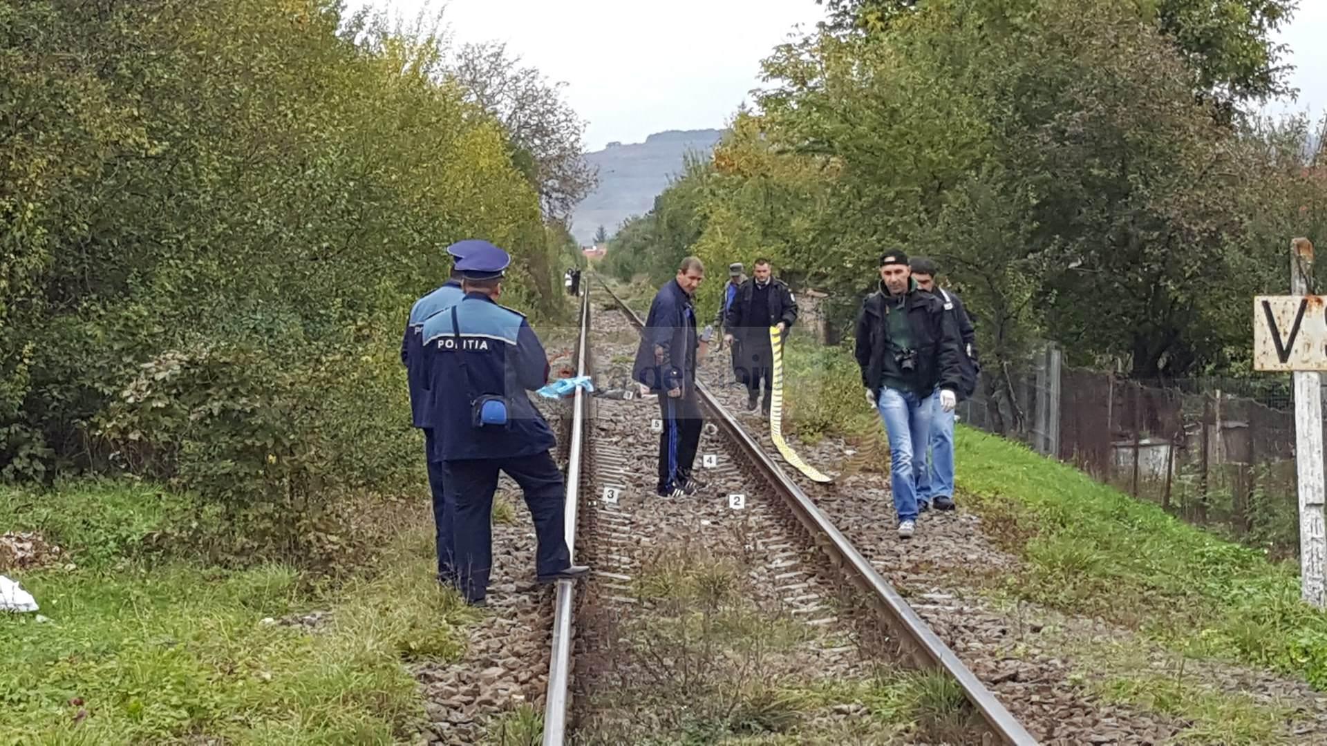 Barbat omorat de tren la Sibiu 172