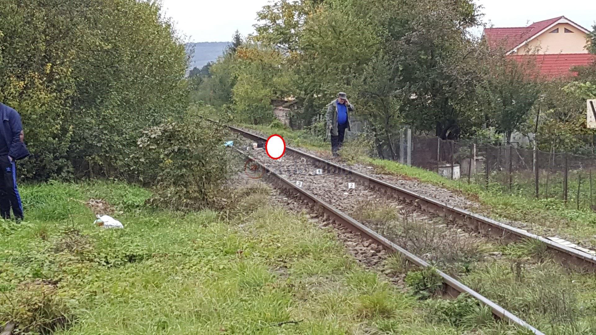 Barbat omorat de tren la Sibiu 193