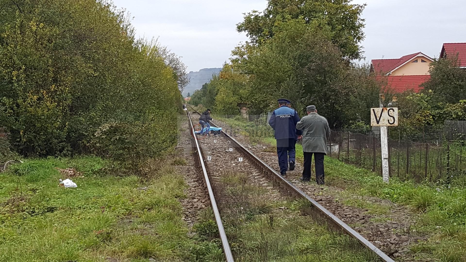 Barbat omorat de tren la Sibiu 61
