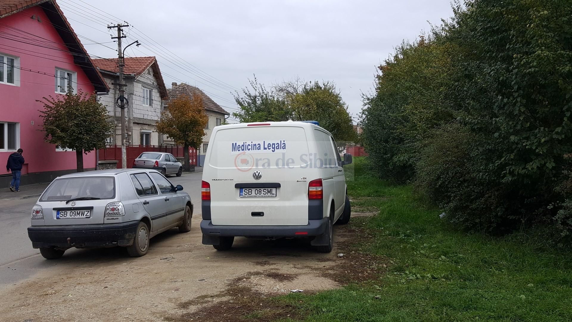 Barbat omorat de tren la Sibiu 92