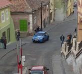 Reclama Subaru Centru Sibiului 2