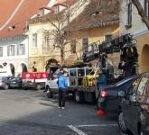 Reclama Subaru Centru Sibiului 28