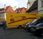 Reclama Subaru Centru Sibiului 29