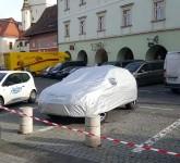 Reclama Subaru Centru Sibiului 31
